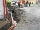 přeložka vodotečné kanalizace